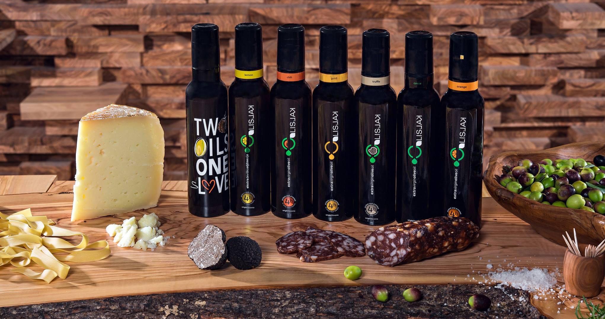 Oljčna olja Lisjak