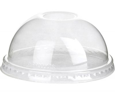 COVER DOME FOR FRAPPE GLASS, FRUIT, SMOOTHIE, 05L (50 pieces in a Package)