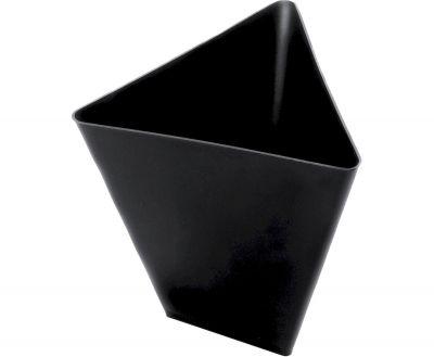 POSODICA TRIANGEL, 75CC, črna