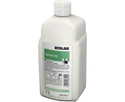 EPICARE 5C, ANTIMicrobial Action Lotion, ECOLAB 1L