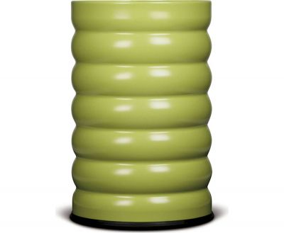 DESIGNERSKI KOŠ ZA SMETI, 38 L (zelene barve)