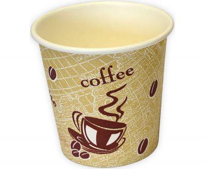 Lonček za kavo TO-GO 0,1l,