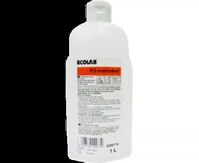 HAND DISINFECTANT P3 Manodes 1000 ml, ECOLAB