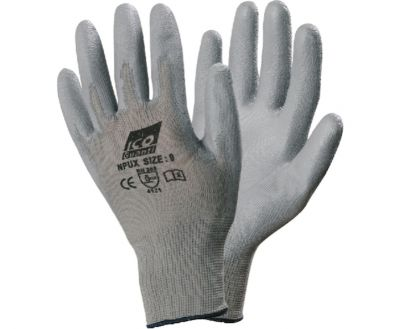 GLOVES FOR EASIER TASKS - NYLON PU, ALL SIZES