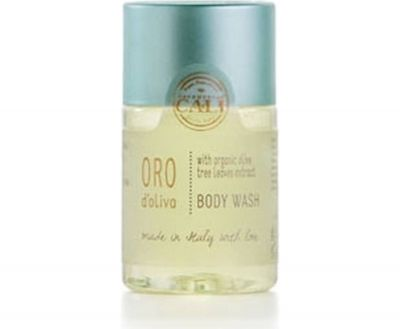 BODY WASH 37 ml, ORO D'OLIVA (220 pcs)