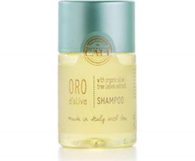 HAIR SHAMPOO 37 ml, ORO D'OLIVA (220 pcs)