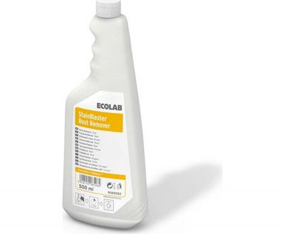 STAINBLASTER RUST REMOVER, ECOLAB 500ML