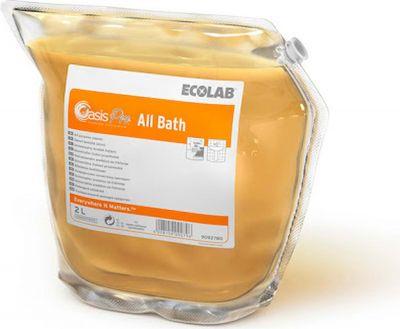 OASIS PRO ALL BATH, 2L, ECOLAB